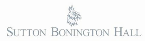 Sutton Bonington Hall Retina Logo