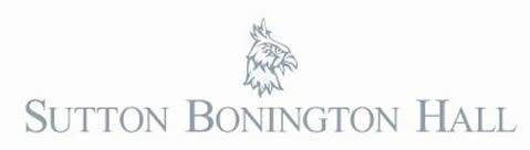 Sutton Bonington Hall Logo